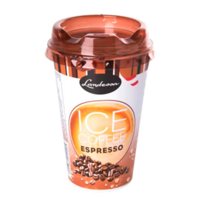 ice coffee espresso