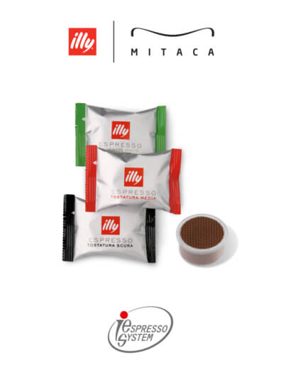 Capsulas de cafe illy mitaca deasvending - Cafetera illy ...