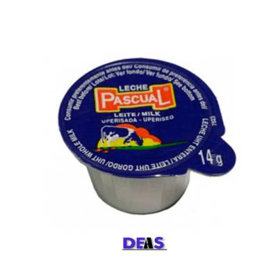 Monodosis leche pascual