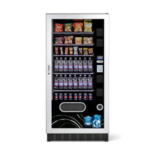 maquina expendedora de vending faster-gcd-900-silver-