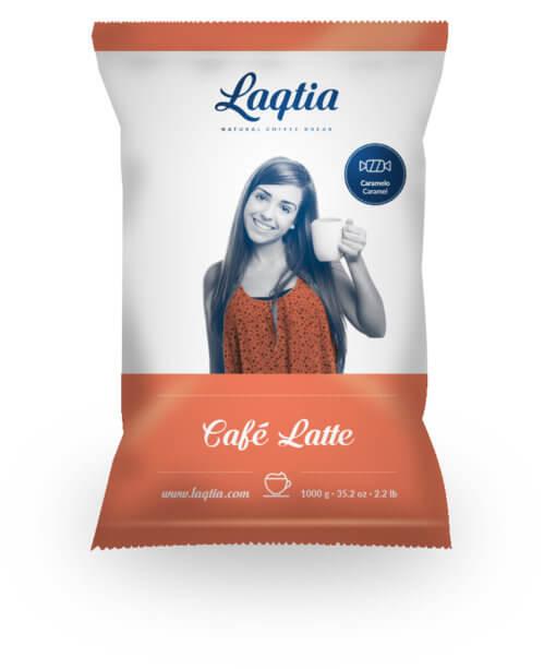 LAQTIA Latte Caramelo