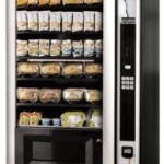 Saeco Aliseo snacks vending