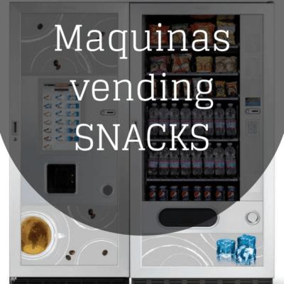 Maquinas vending snacks
