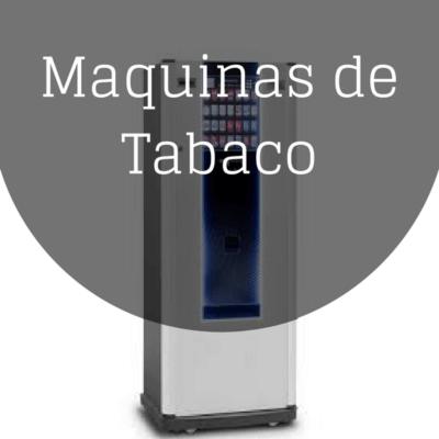Maquinas vending de Tabaco
