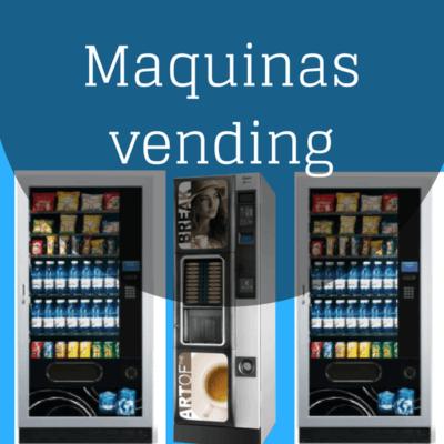 Máquinas vending nuevas