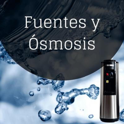 Fuentes y osmosis