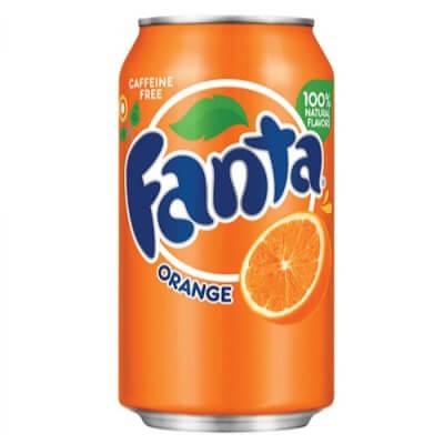 Fanta Naranja