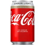 coca cola light sin cafeína
