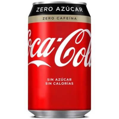 coca cola zero zero