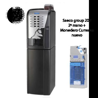 Saeco group 200 + monedero