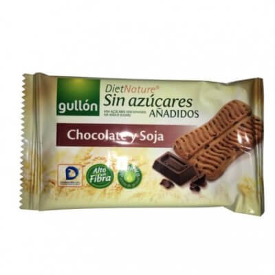 galletas gullon choco/soja-sin-azucar-24-g